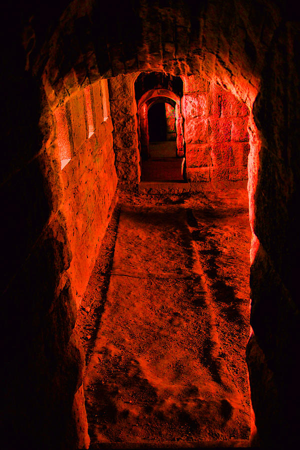 Passage To Hell Photograph
