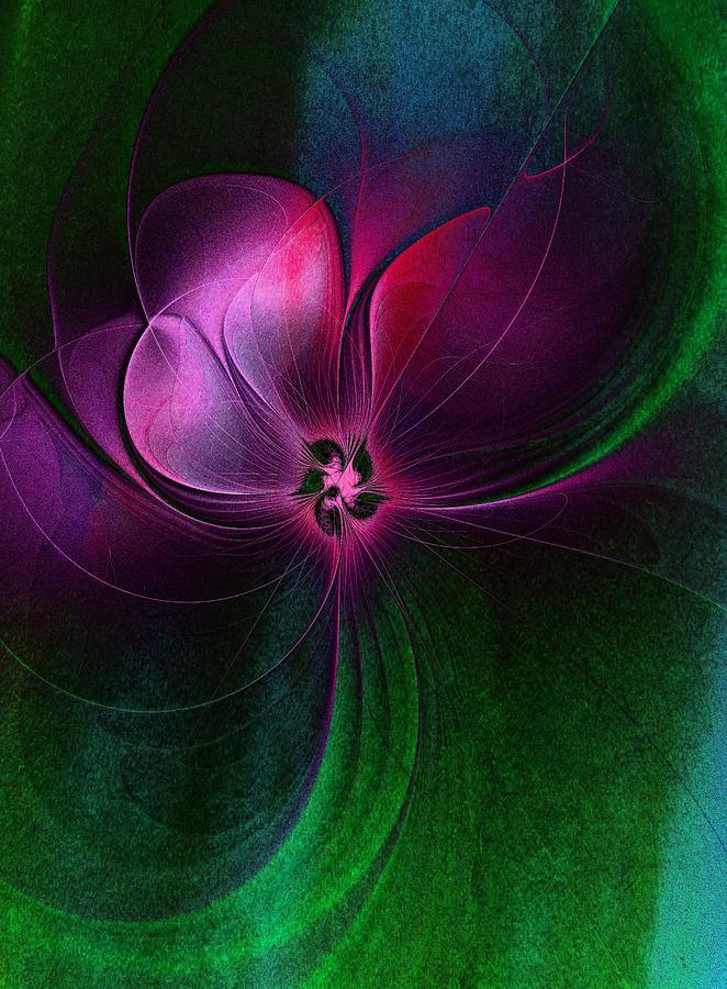 flower digital art - photo #12