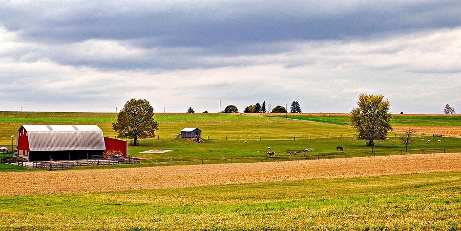 Pastoral Pennsylvania Photograph