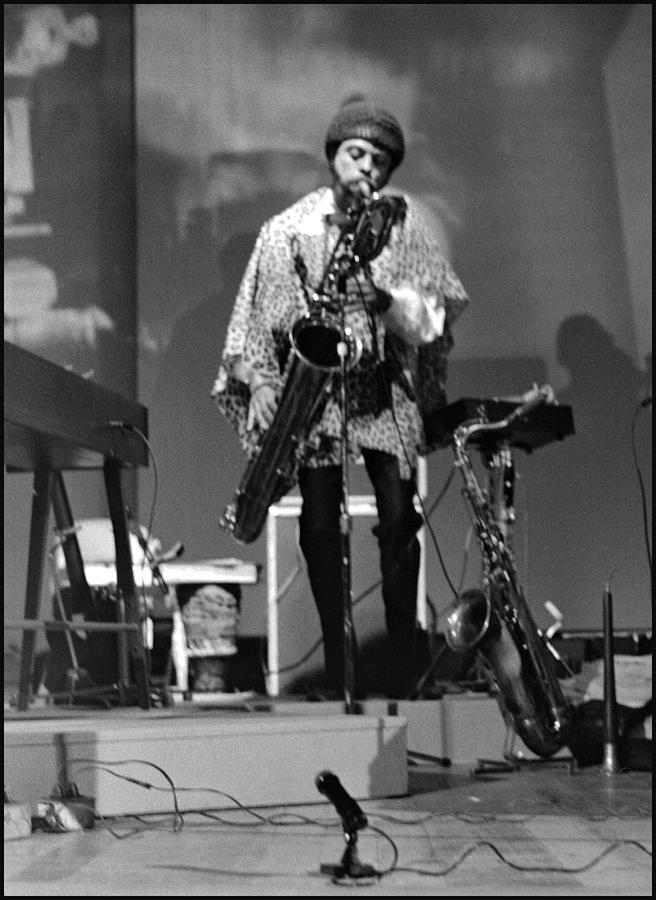 Pat Patrick 1968 Photograph