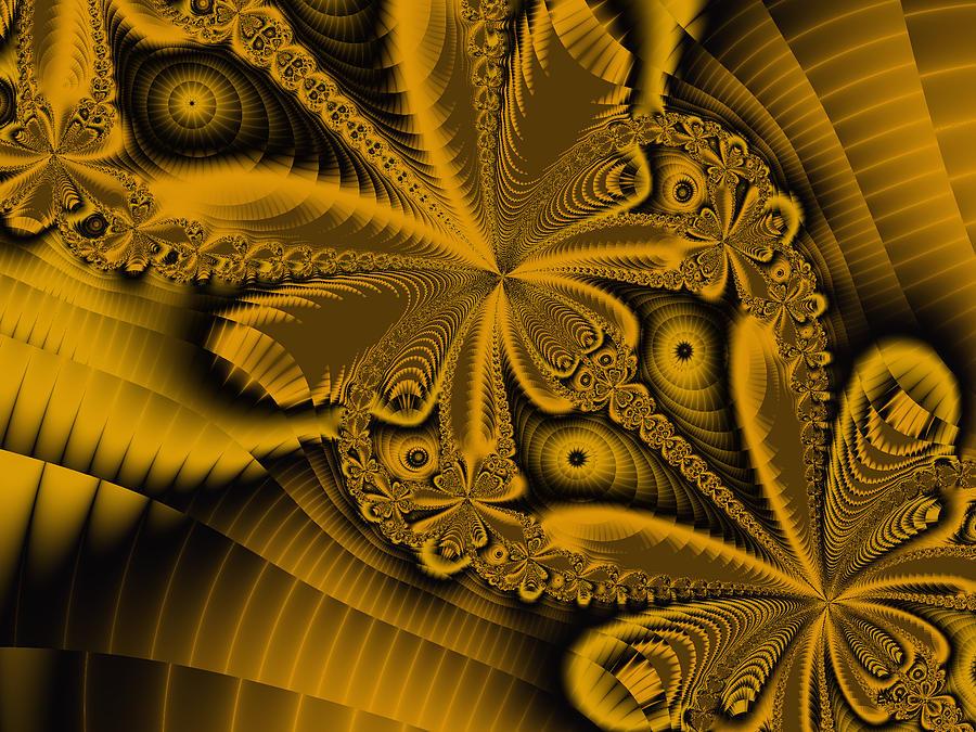Fractal Art Digital Art - Paths Of Possibility by Elizabeth McTaggart