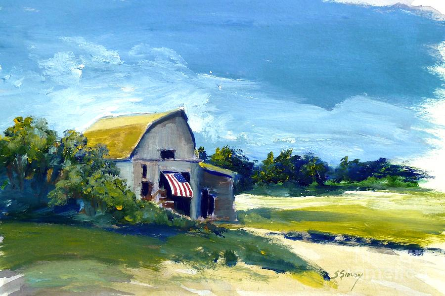 Patriot Painting
