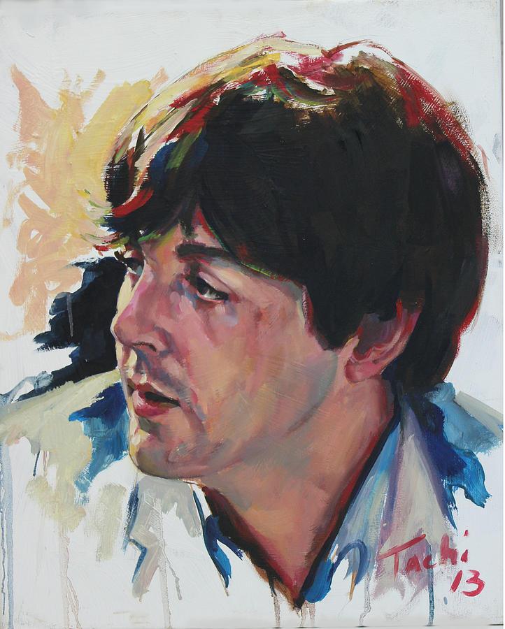 Paul - 1 Painting