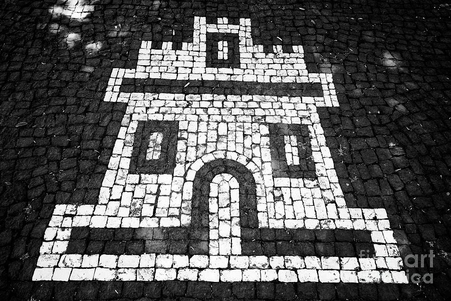 Pavement Design Photograph