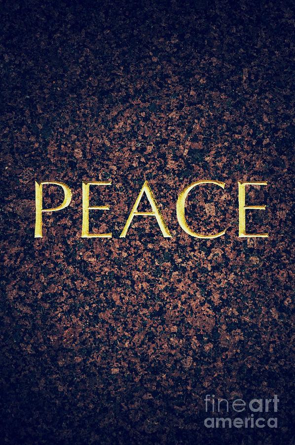 Peace Photograph