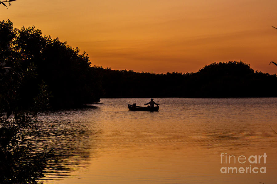 Peaceful Solitude Photograph  - Peaceful Solitude Fine Art Print