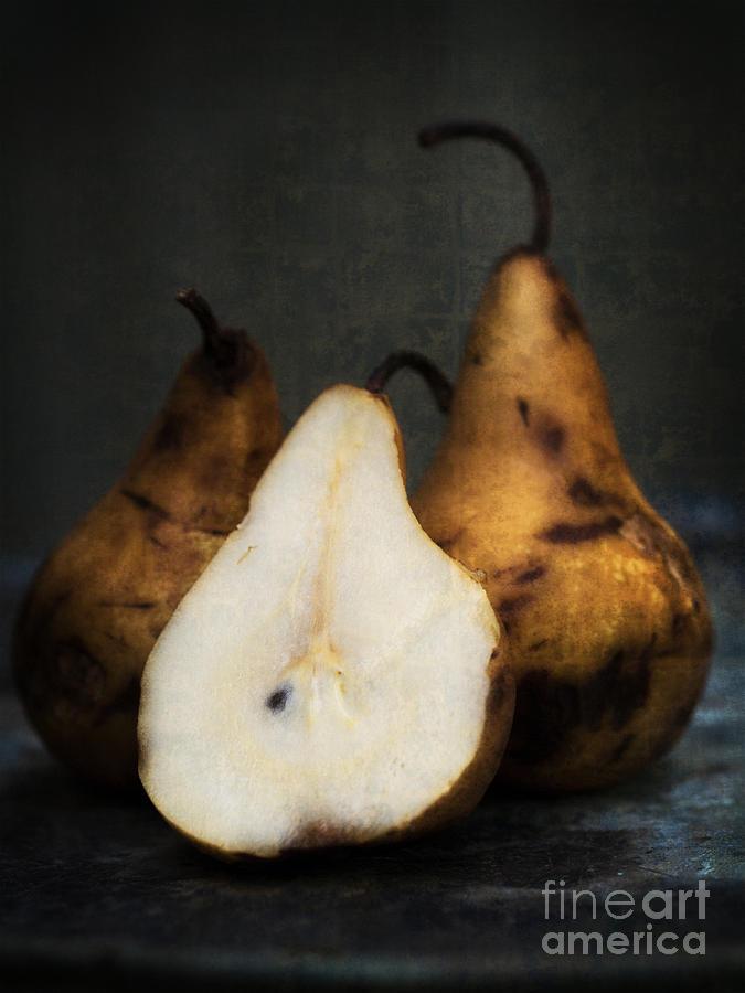 Pear Still Life Photograph