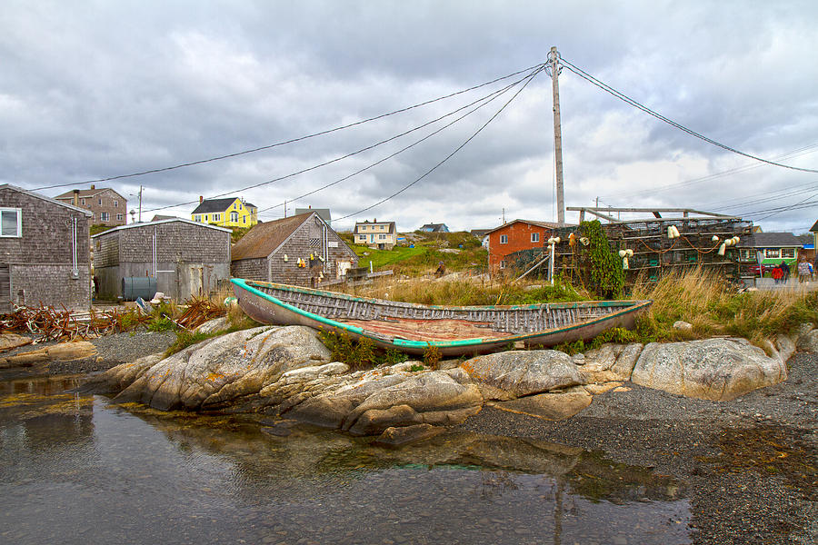 Peggy's Photograph - Peggys Cove 10 by Betsy C Knapp