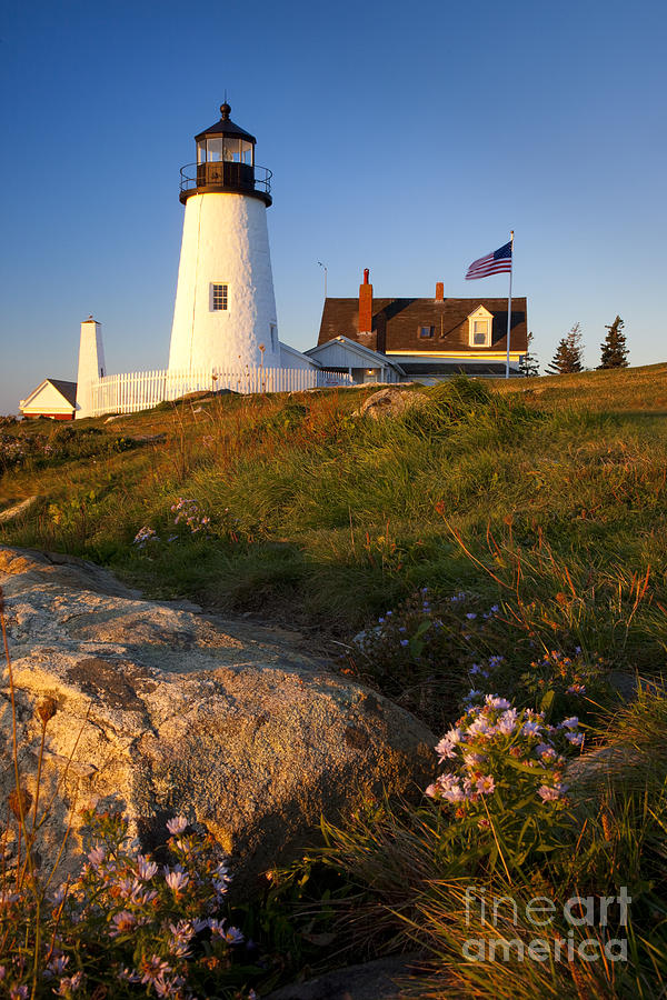 Pemaquid Point Lighthouse Photograph  - Pemaquid Point Lighthouse Fine Art Print