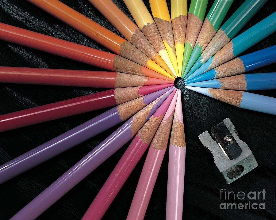 Pencils Photograph