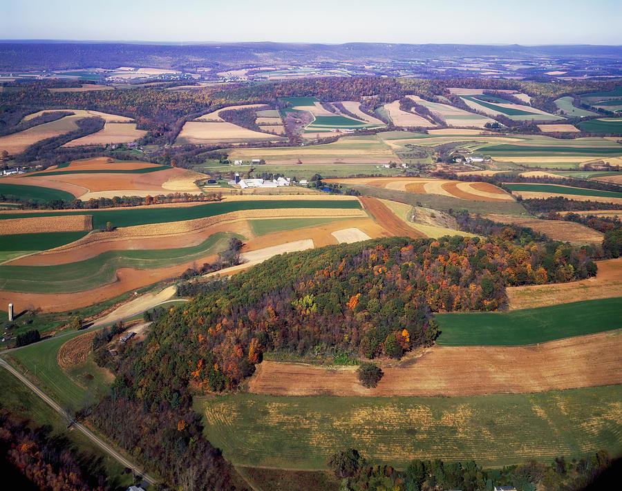 Pennsylvania Fall Colors Photograph