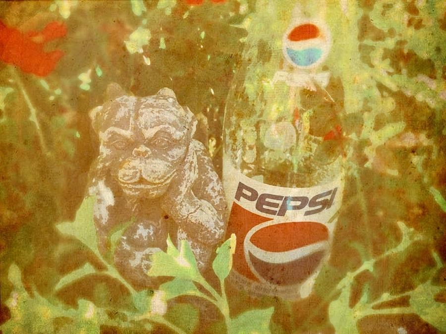 Pepsi Break Photograph  - Pepsi Break Fine Art Print
