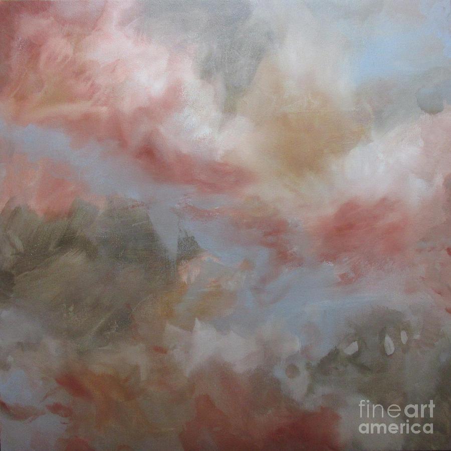 Peripheral Vision Xi Painting