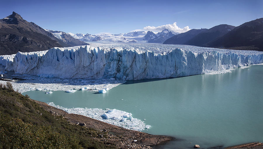 Perito Moreno Glacier Photograph