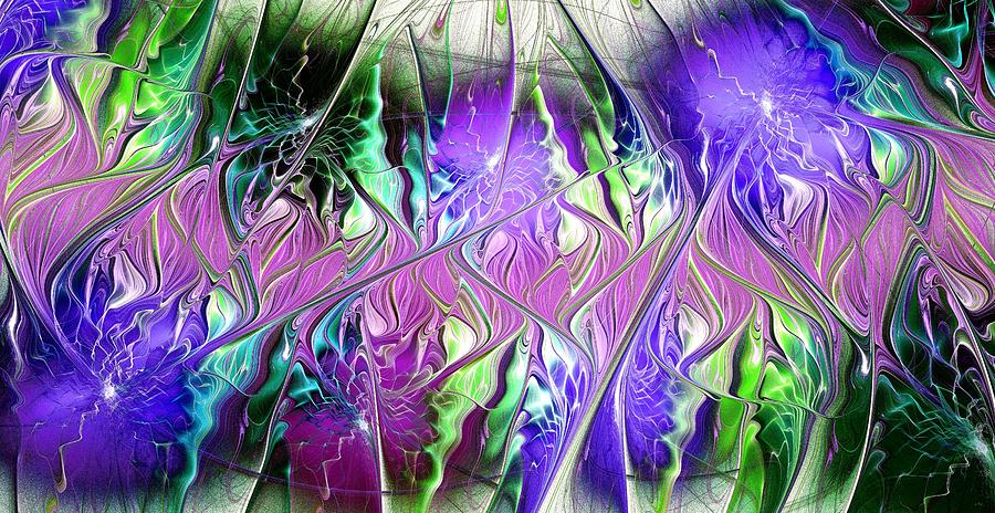 Permanent Liminality Digital Art