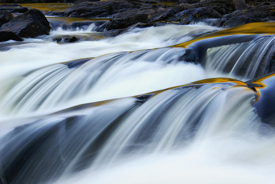 Water Photograph - Perpetual Falling by Aimelle