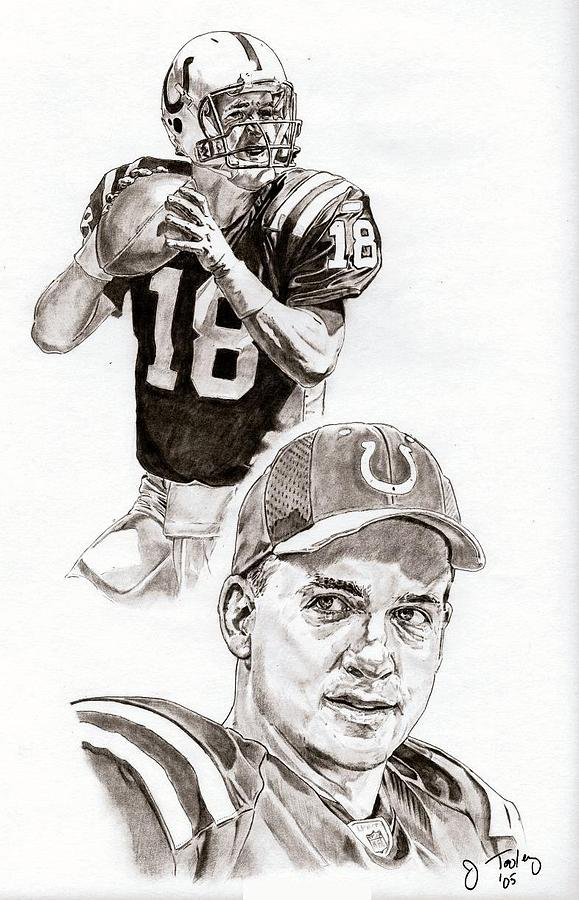 HD wallpapers peyton manning coloring pages