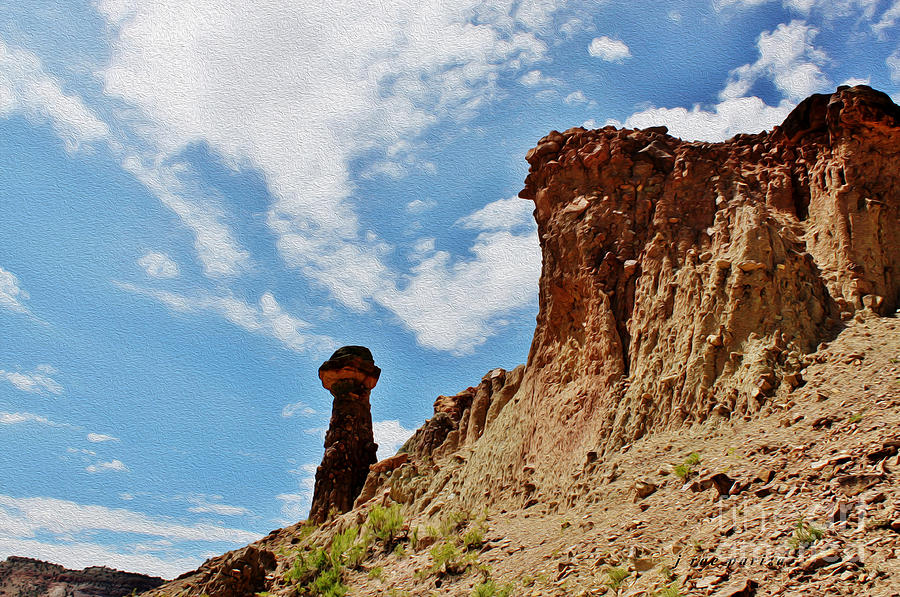 Phallic Rock Formation Photograph  - Phallic Rock Formation Fine Art Print