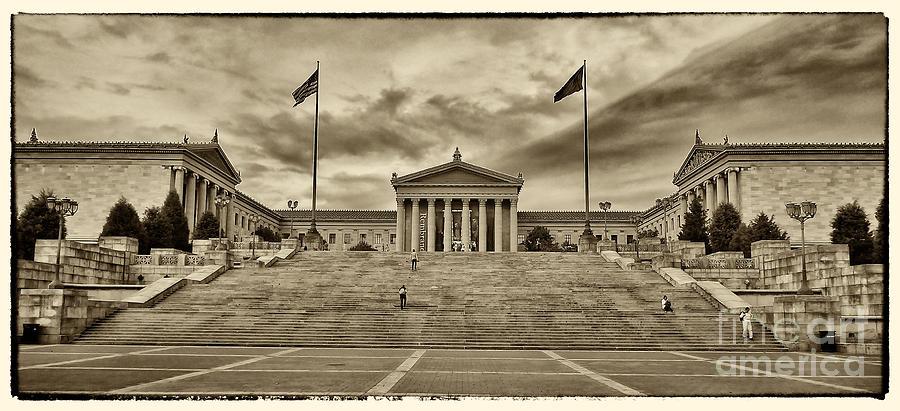 Philadelphia Art Museum 4 Photograph