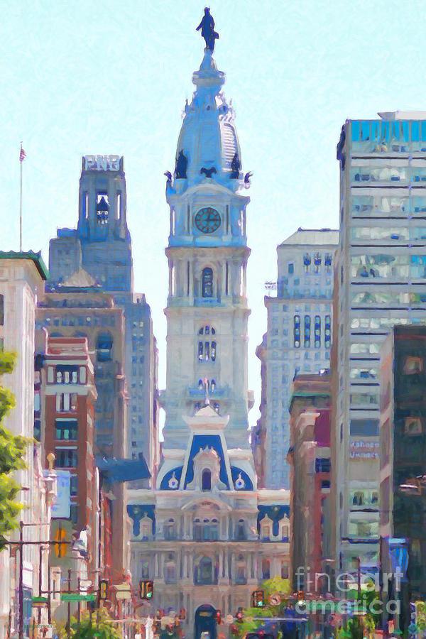 Philadelphia City Hall 20130703 Photograph