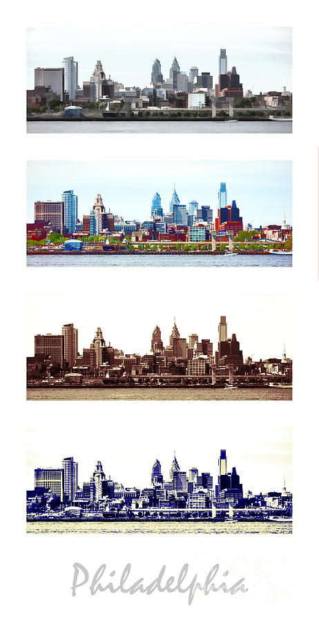 Philadelphia Four Seasons Photograph
