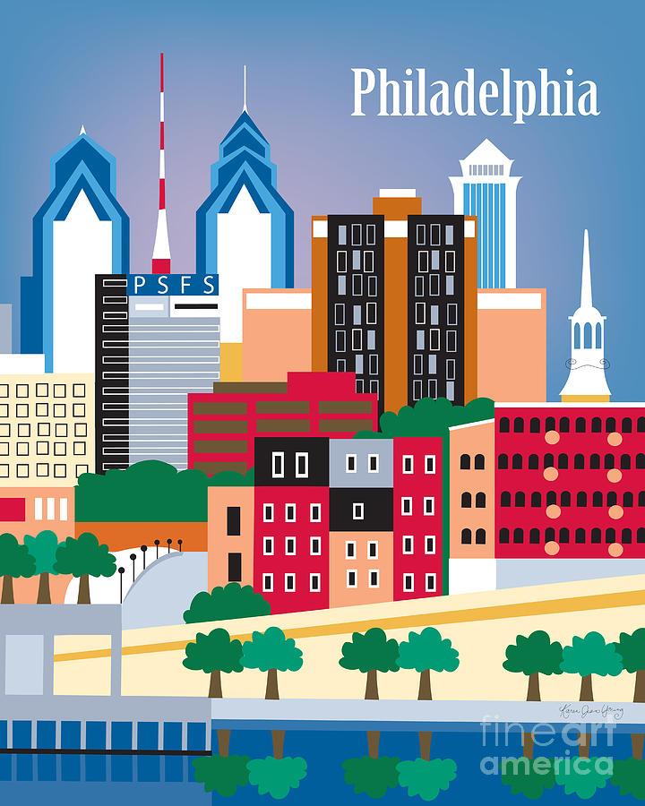 Philadelphia Digital Art
