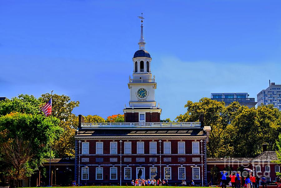 Philadelphia Landmark Photograph