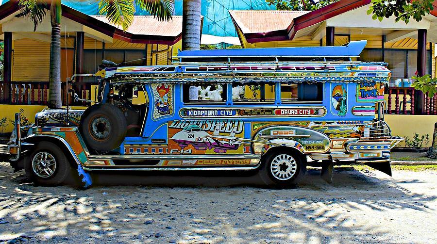 Philippine Jeep...