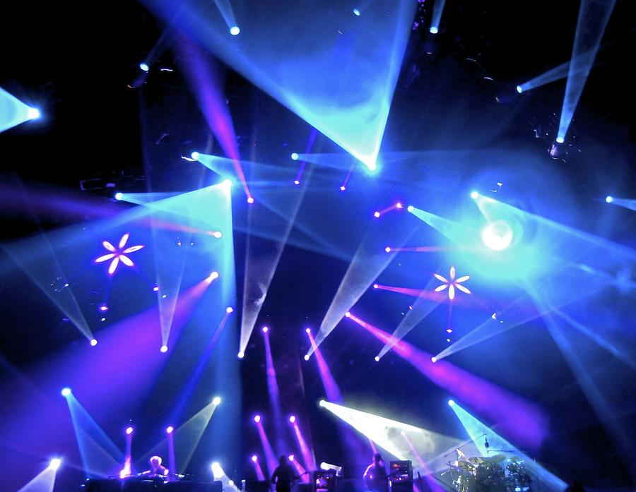 Phish Beams Photograph  - Phish Beams Fine Art Print