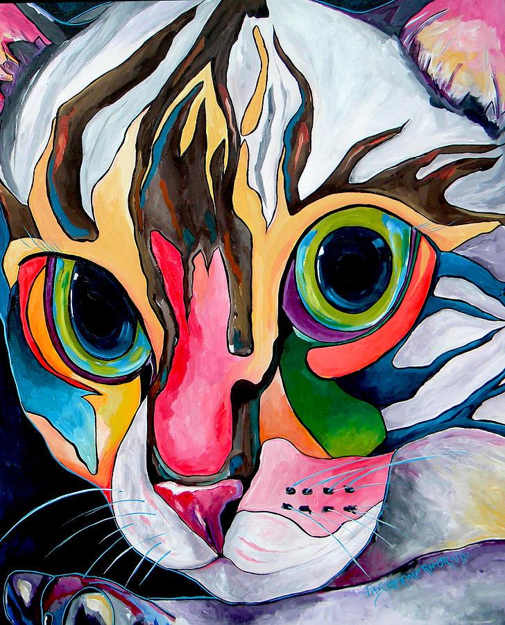Phoebe Blu Painting