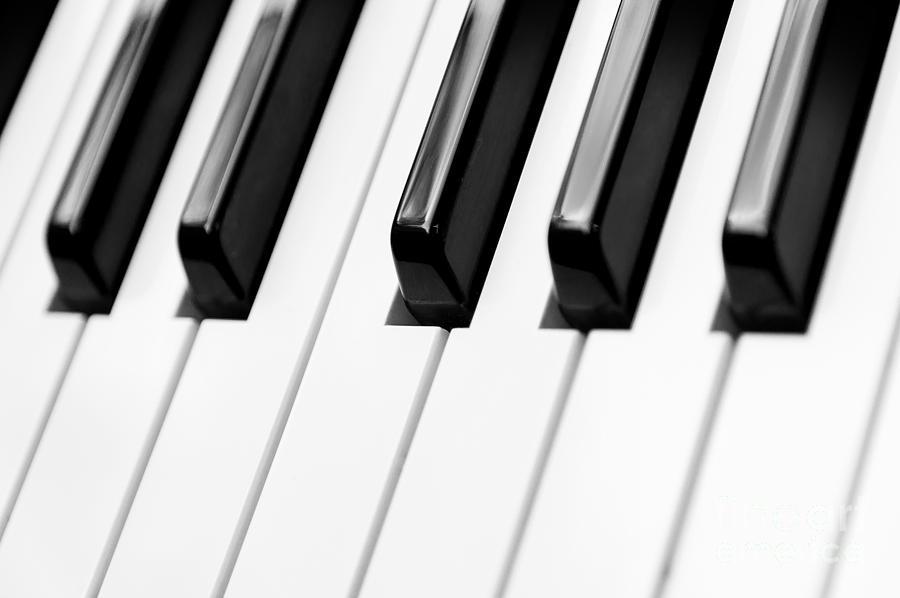 Piano Photograph