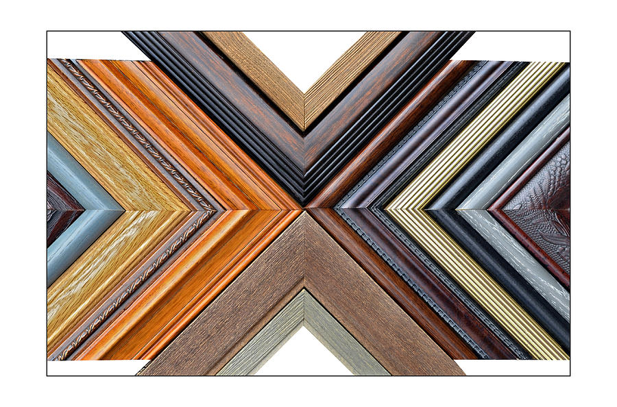 Picture Frame Art Photograph  - Picture Frame Art Fine Art Print