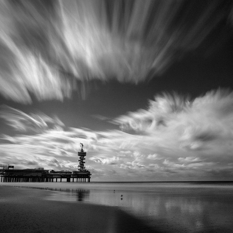 Pier End Photograph