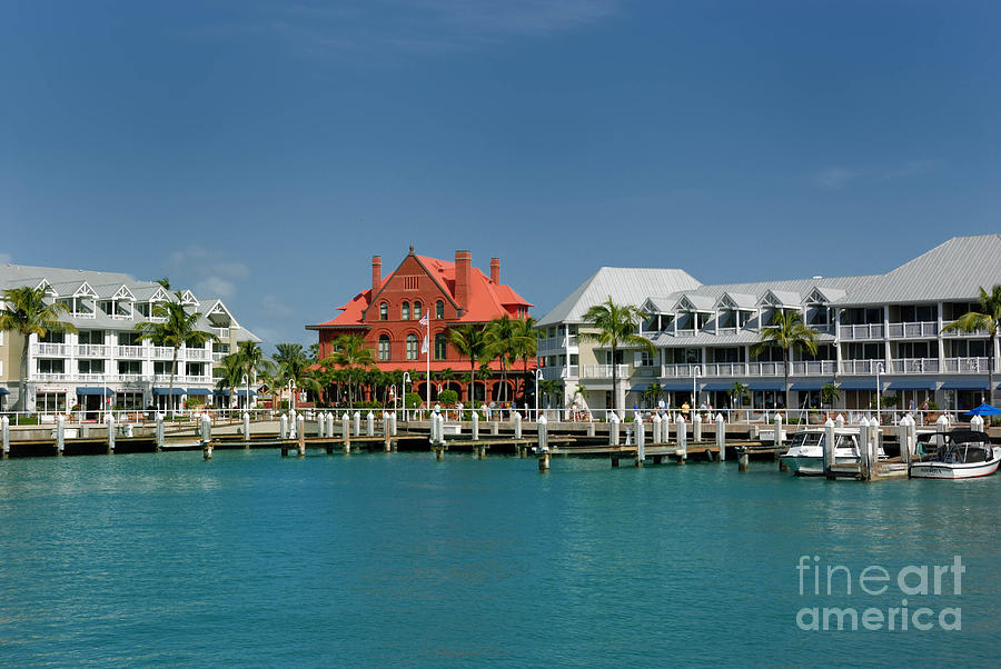 Pier Key West Florida Photograph  - Pier Key West Florida Fine Art Print