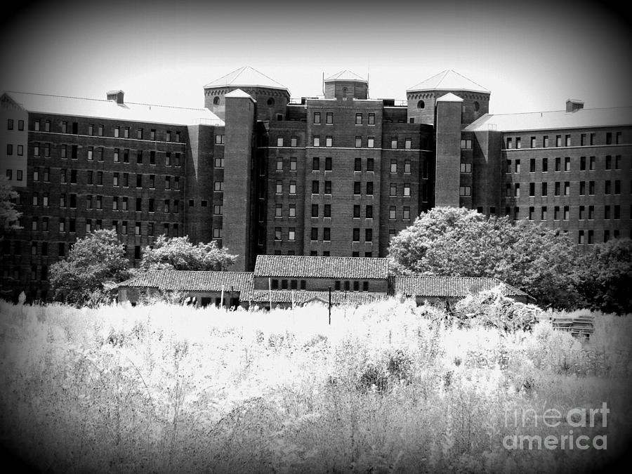 Pilgrim State Psychiatric Hospital Photograph