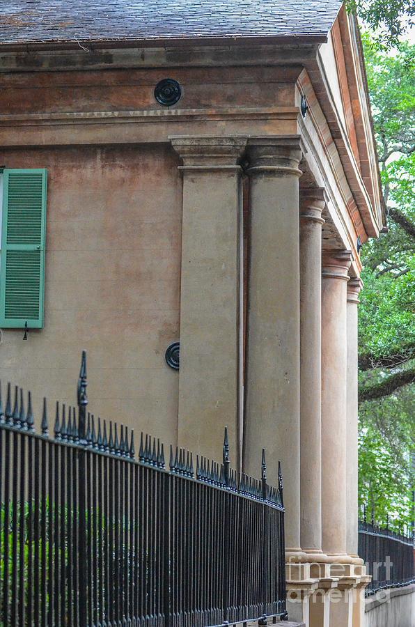 Pillars Of Time Photograph