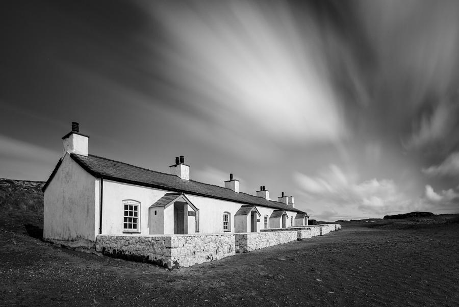Pilot Cottages Photograph