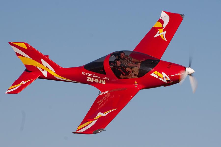 Aviation Photograph - Pilots by Paul Job