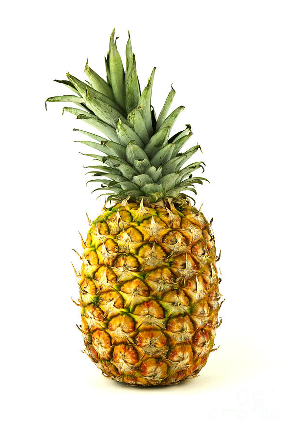 Pineapple Photograph