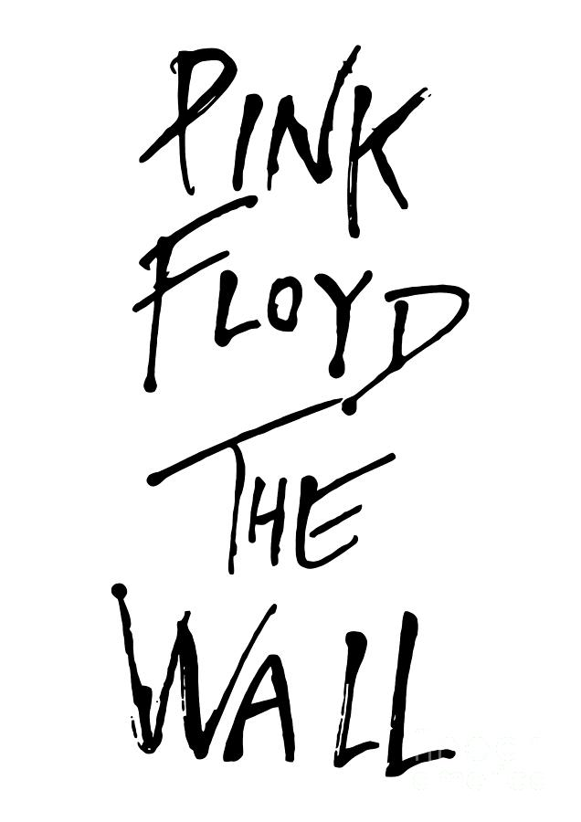 Pink Floyd No.01 Digital Art  - Pink Floyd No.01 Fine Art Print