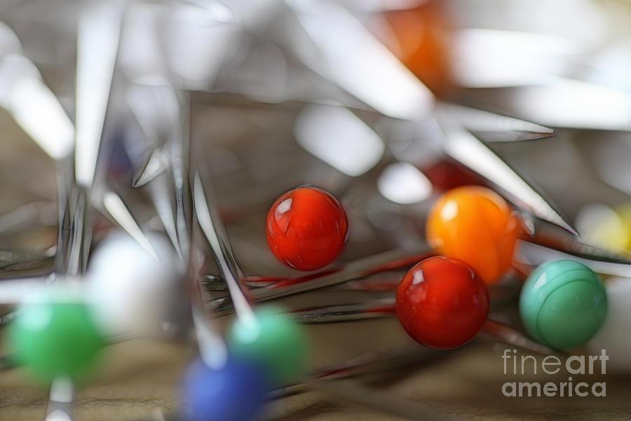 Pins Part II Photograph
