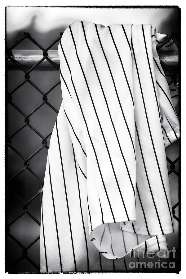 Pinstripes Photograph