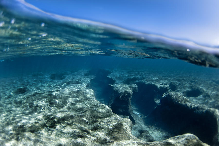 Pipe Reef Photograph By Sean Davey