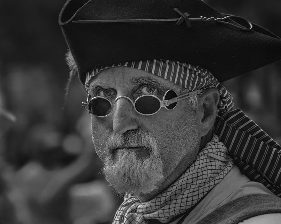 Pirate  Photograph  - Pirate  Fine Art Print