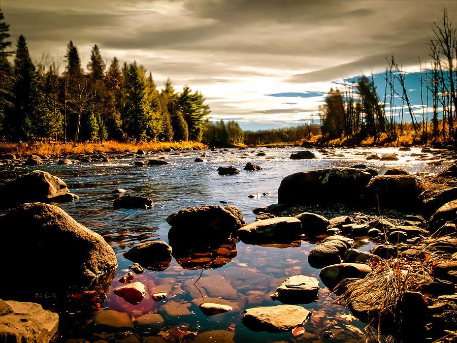 Piscataquis River Dover-foxcroft Maine Photograph