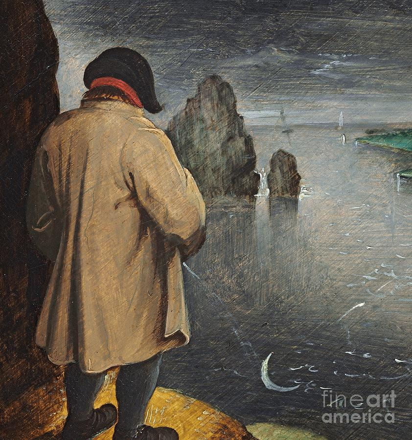 Pissing At The Moon  Painting  - Pissing At The Moon  Fine Art Print
