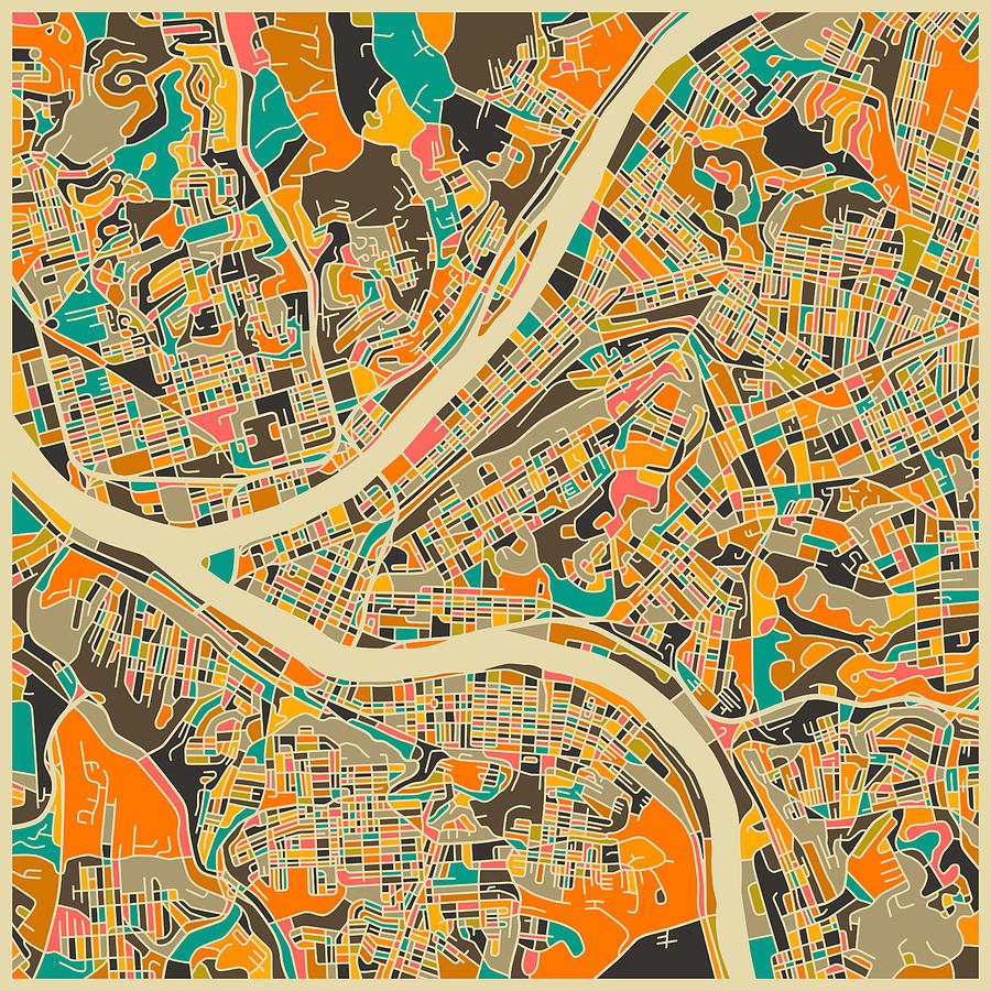 Pittsburgh Digital Art