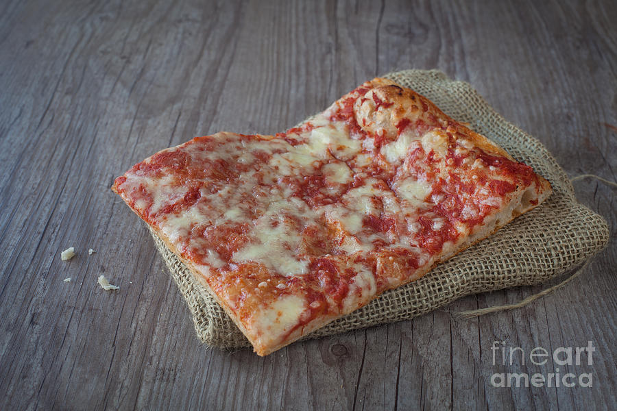 Pizza Slice Photograph
