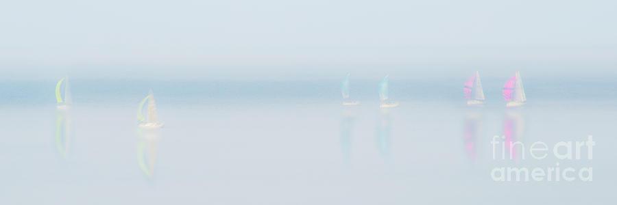 Landscape Photograph - Plain Sailing by Janet Burdon
