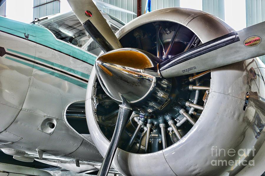 Plane First Class Photograph